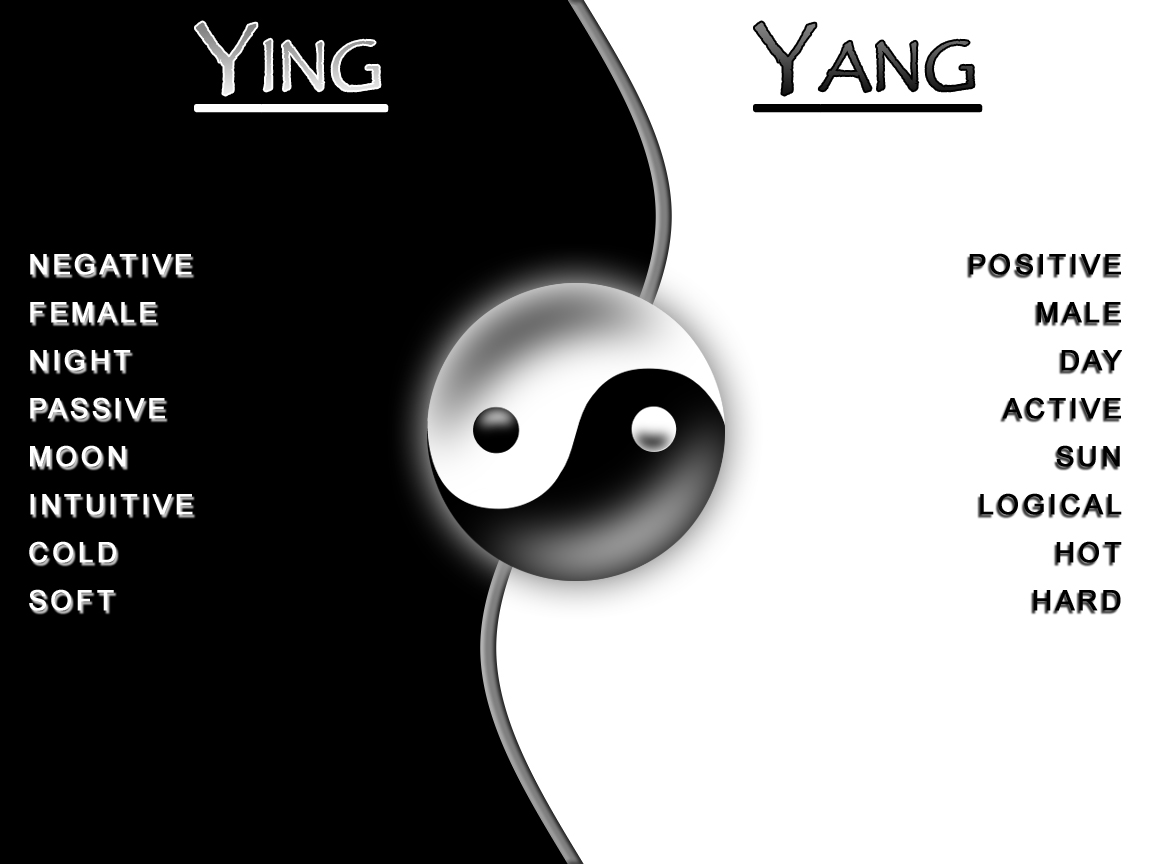 Yin Yang The Becoming Whole Again Project